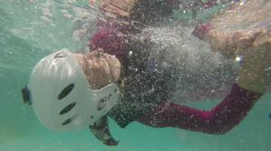 Underwater love.